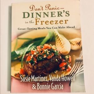 Other - Don't Panic - Dinner's in the Freezer Cookbook